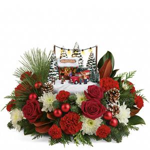 Image of 7132 Family Tree Bouquet from Mister Florist