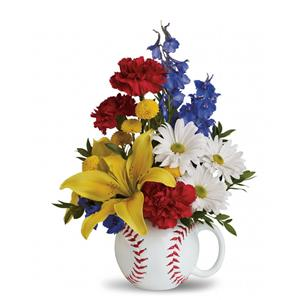 Image of 6866 Big Hit Bouquet from Santa Maria Florist