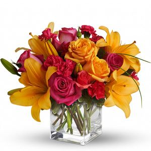 Image of 6013 Uniquely Chic  from Lompoc Florist & Flower Shop