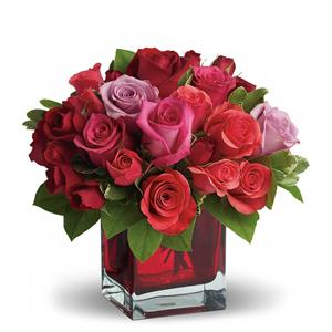 Image of 6209 Madly in Love Bouquet from Santa Maria Florist