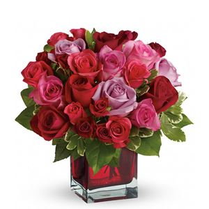 Image of 6210 Madly in Love Bouquet from Santa Barbara Flowers