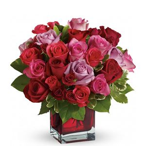 Image of 6211 Madly in Love Bouquet from Rose of Sharon Florist