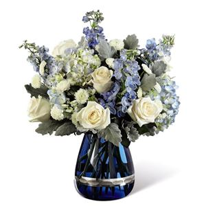 Image of 3162 Faithful Garden Bouquet from Santa Maria Florist