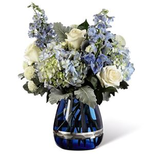 Image of 3161 Faithful Garden Bouquet from Santa Maria Florist