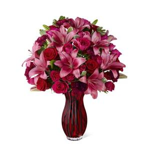 Image of 3028 Ruby Romance from Rose of Sharon Florist