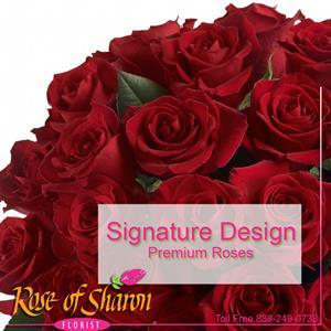 Image of 1001 Signature Rose Design from Santa Maria Flowers