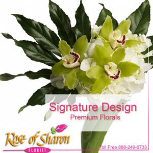 Image of 1034 Signature Premium Design from Santa Maria Florist