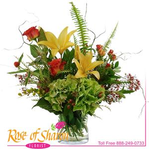 Image of 2115 Carmela Bouquet from San Luis Obispo Flower Shop