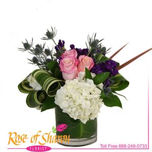 Image of 2534 les Trois Roses from Rose of Sharon Florist