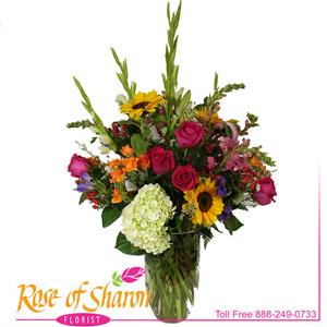 Image of 2596 Suma Bouquet from San Luis Obispo Flower Shop