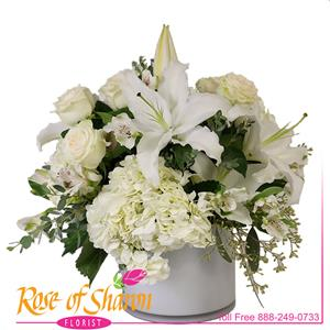 Image of 2680 Phoebe Table Arrangement  from Santa Maria Florist