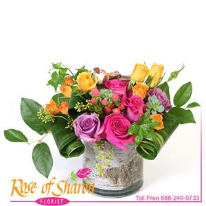 Image of 2698 Rosabela Bright from Santa Maria Florist