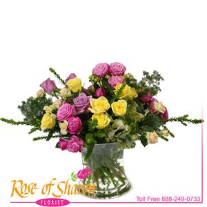Image of 2714 Ellie-Rose Arrangement from Santa Barbara Flowers