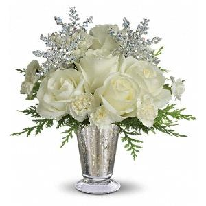 Image of 6054 Winter Glow from Rose of Sharon Florist