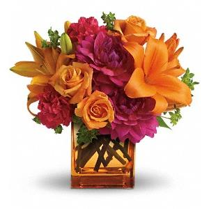 Image of 6159 Chic Glow from Rose of Sharon Florist