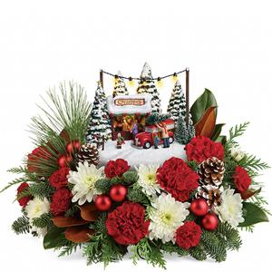 Image of 7131 Family Tree Bouquet from Rose of Sharon Florist
