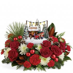 Image of 7133 Family Tree Bouquet from Rose of Sharon Florist
