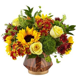 Image of 3258 Fall Harvest from Rose of Sharon Florist