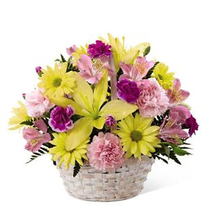 Basket Arrangements from Rose of Sharon Florist