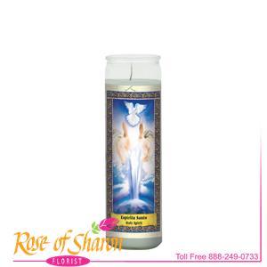Holy Spirit Candle
