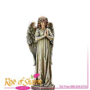 Standing Praying Angel