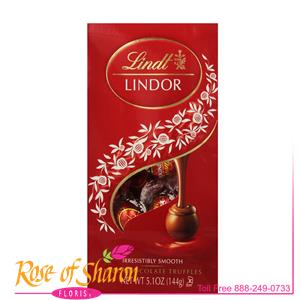 Lindor Milk Truffles