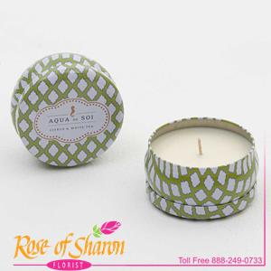 Citrus & White Tea Candle