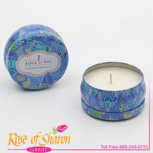 Lavender Provence Candle