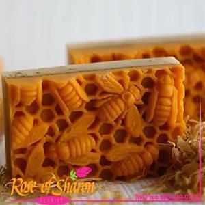 Organic Honey Bee Soap