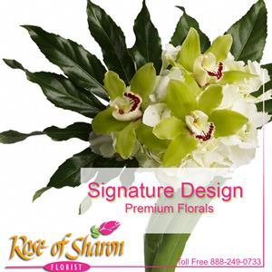 Premium Flowers Custom Desig