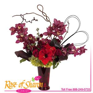 Image of 1956 Mirias Bouquet from Rose of Sharon Florist