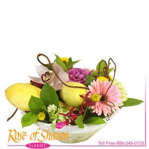 Image of 2002 Conner Garden Arrangement from Rose of Sharon Florist