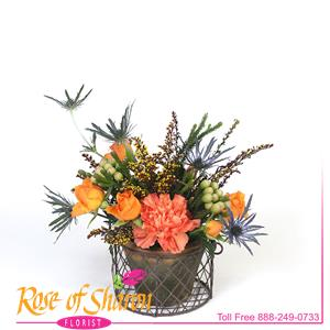 Image of 2053 Ayita Autumn Bouquet from Rose of Sharon Florist