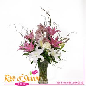 Shoshana Vase Arrangement