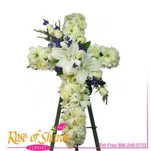 Lily and Rose Cross