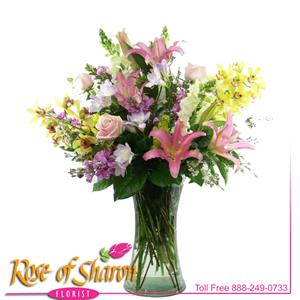 Luxury Expressions from Rose of Sharon Florist
