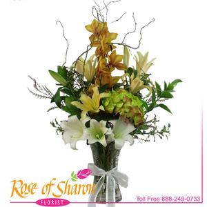 Splendid Vase