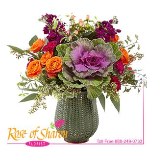 Image of 2235 Sage Harvest from Rose of Sharon Florist