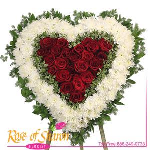 Sweet Repose Heart