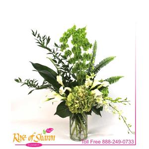 Image of 2306 Extravagant Calla from Rose of Sharon Florist