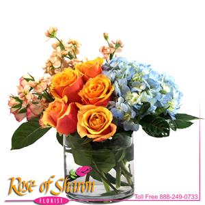 Image of 2347 Garden Treasures from Rose of Sharon Florist