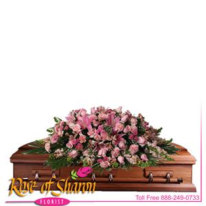 Funeral and Sympathy from Rose of Sharon Florist