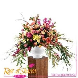Breath of Spring Urn