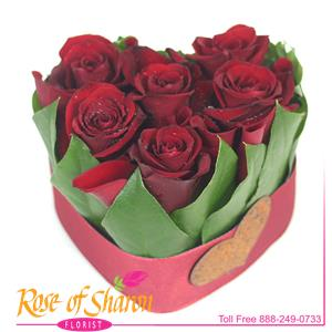Image of 2479 Prema Valentine from Rose of Sharon Florist