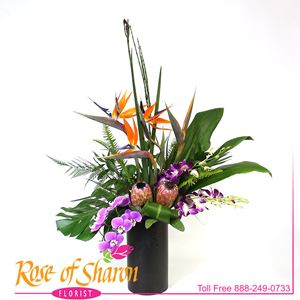 Alena Tropical Bouquet