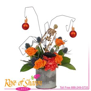 Miki Halloween Bouquet