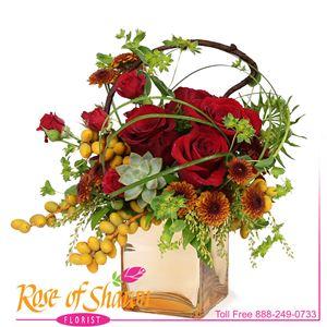 Talia Cube Bouquet