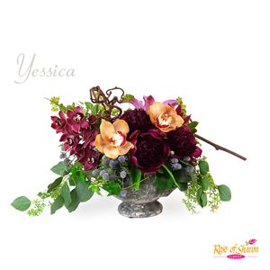 Yessica Floral Centerpiece