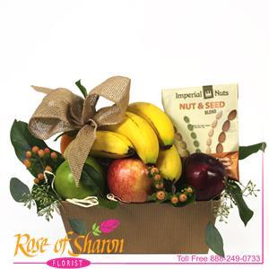 Health Nut Market Tray