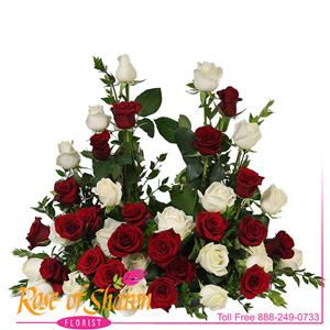 Traditional Tributes from Rose of Sharon Florist